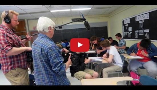 classroom-closeup-video